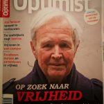 cover optimist vrijheid