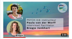 psych-k interview paula vd werff